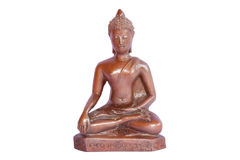 Buddha image,belief of Buddhist Stock Photos