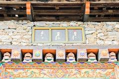 Buddha image board Royalty Free Stock Photography