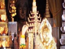 Buddha Image  Chiang Mai, Thailand stock video footage
