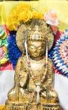 Buddha image at Gridhakuta stock photo