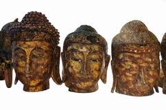 Buddha image head Royalty Free Stock Photos