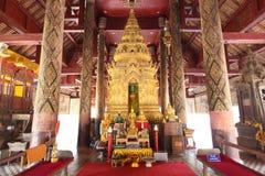 Buddha image, Lampang, Thailand Royalty Free Stock Image