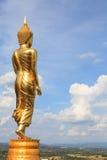 Buddha image in Nan, Thailand Royalty Free Stock Photo