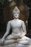 Buddha image. Buddha, outdoor in area Suan Mokkh Buddhist temple Stock Photo