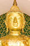 Buddha Image's Face. Royalty Free Stock Images