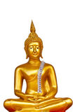 Buddha Image. Buddha statue inside the temple of  thailand Stock Photography