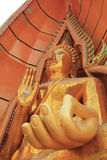 Buddha image. In temple, Thailand Stock Images