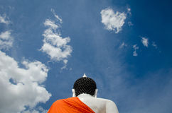 Buddha image. In temple Thailand Stock Photos