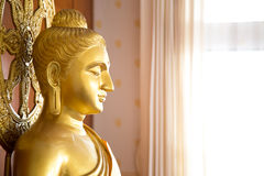 Buddha Image. And Thai Art Royalty Free Stock Photos