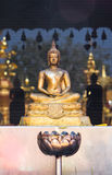 Buddha image thai style Stock Image
