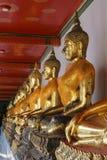 Buddha. Image in Thai style Royalty Free Stock Photo