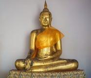 Buddha. Image in thai temple Stock Photos