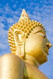 Buddha image in Thailand. Royalty Free Stock Photo