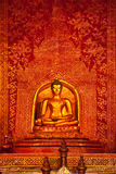 Buddha image in Thailand Stock Images