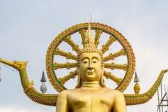 Buddha image of Thailand Stock Image