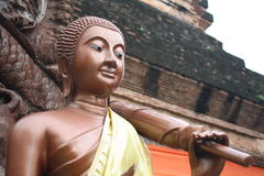 Buddha image thailand Royalty Free Stock Image
