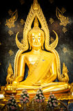 Buddha image in Thailand. This is the buddha image in Phitsanulok, Thailand Royalty Free Stock Image