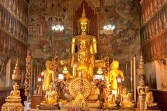 Buddha Images. Royalty Free Stock Photo
