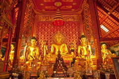 Buddha images. Stock Photography