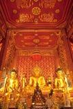 Buddha images. Royalty Free Stock Photography