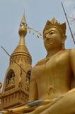 Buddha images. Buddha Buddhism gold  golden  historic  image Thailand Royalty Free Stock Image