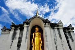 Buddha images. Royalty Free Stock Photography