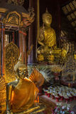Wat Phantao - Chiang Mai - Thailand Royalty Free Stock Photos