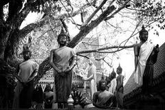 Buddha images, Thailand Royalty Free Stock Image