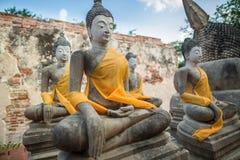 Buddha images Royalty Free Stock Photo