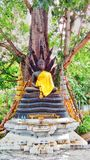 Buddha. Immage in the temple Royalty Free Stock Photo