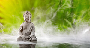 Free Buddha In Meditation Royalty Free Stock Images - 57867929