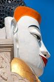 buddha inlelake myanmar Arkivfoto