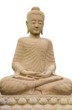 Buddha, isolated Stock Photos