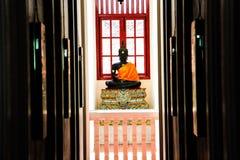 Buddha ist die Lösung Lizenzfreie Stockbilder