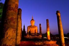Buddha ist groß Lizenzfreies Stockfoto