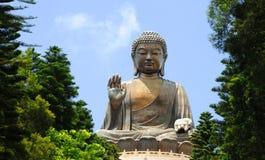 buddha jätte Arkivbilder