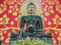 buddha jade fotografering för bildbyråer