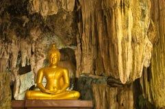 buddha jamy wizerunku statua Zdjęcie Royalty Free
