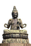 buddha japan Royaltyfria Foton