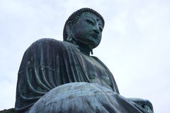 Buddha at Japan Royalty Free Stock Photography