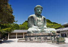 Buddha in Kamakura Stock Photography