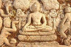 buddha kamień Zdjęcie Stock