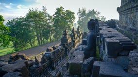 Buddha kamień Obrazy Royalty Free