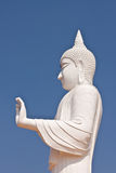 Buddha_in khonkaen Thailand Stock Afbeeldingen