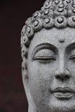 buddha kierowniczy s fotografia royalty free