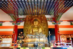 The Buddha, Kyoto, Japan royalty free stock photography
