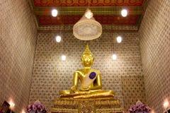 buddha kyrklig bild Royaltyfria Foton