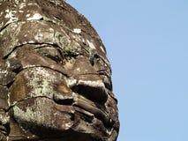 Buddha-Lächeln Stockbilder