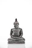 buddha lättretligt meditera arkivfoton