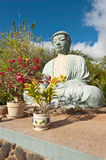 Buddha, Lahaina, HI, United royalty free stock photos